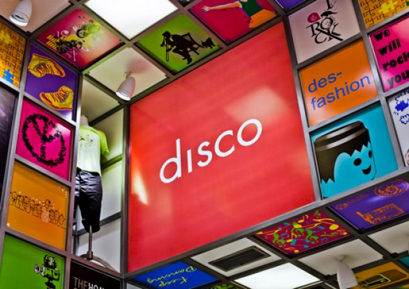 Disco Experience Store
