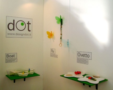 Dot, le novità di Alberto Caramello al London Design Festival