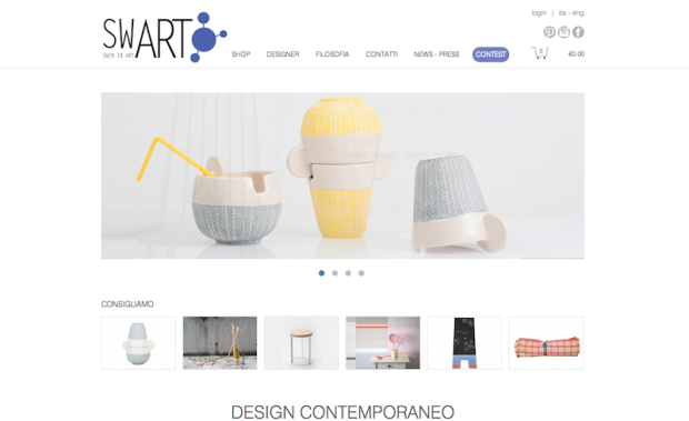 I regali di natale dai 5 e shop di design pi amati www for Siti di arredamento design