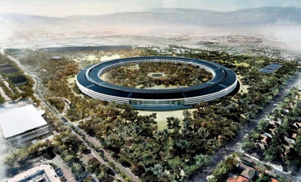 sede di Apple a Cupertino