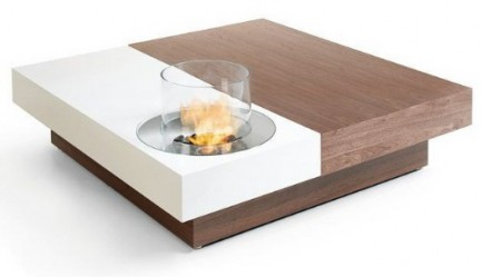 Flame coffee tables da Opulent Items