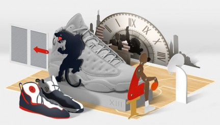 History of flight, il tributo della Nike a Michael Jordan