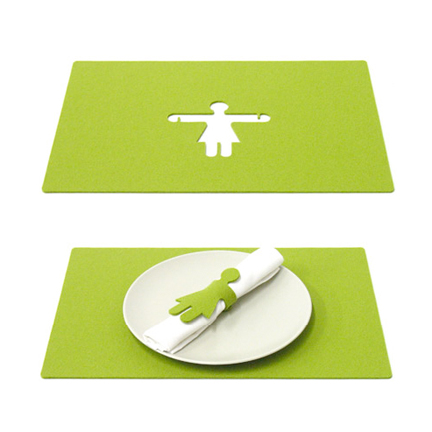 hug placemats by fuz