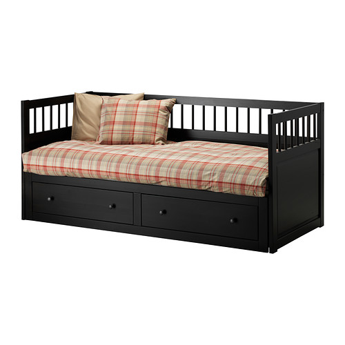 Letto A Scomparsa Ikea Hemnes Pictures to pin on Pinterest
