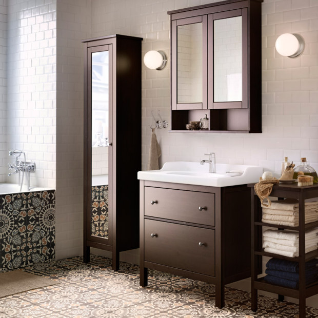 Ikea Mobili Bagno Pictures to pin on Pinterest