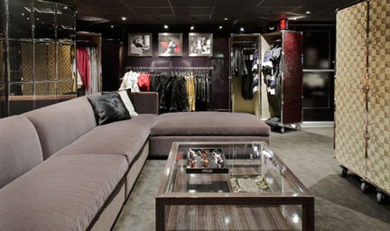 Il trailer pop up store di Jay-Z
