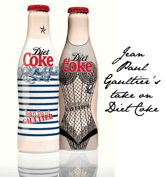 Jean Paul Gaultier per Diet Coke