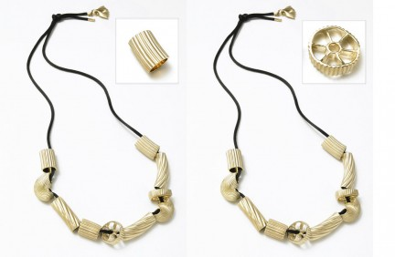 Collezione Noodle Necklace by Jennifer Kellogg