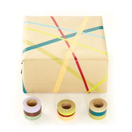 Japanese Colored Masking Tape by kamoi company
