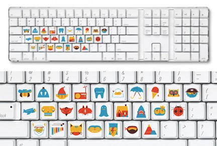 KeyboardStickers