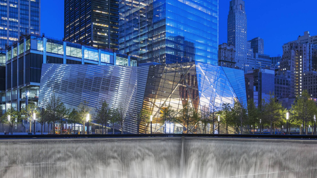 National September 11 Memorial Museum Pavilion, New York, Snohetta