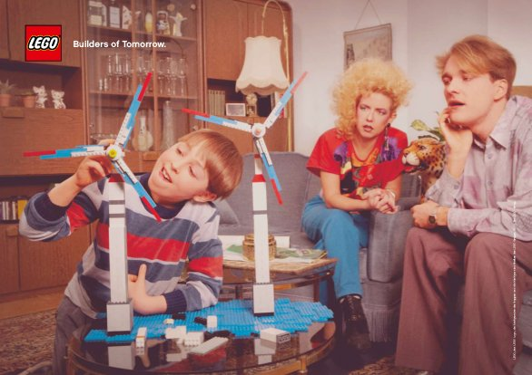 Lego in the '80s