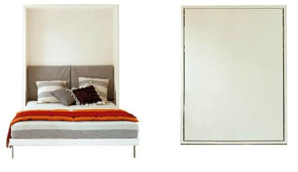 Mobile Letto Matrimoniale A Scomparsa Ikea ~ duylinh for