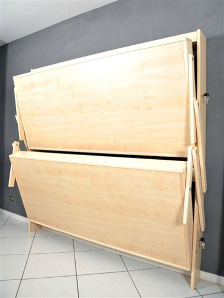 Letti A Parete Scomparsa Ikea Pictures to pin on Pinterest