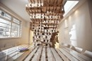 L'ufficio in Pallet di Most Architecture
