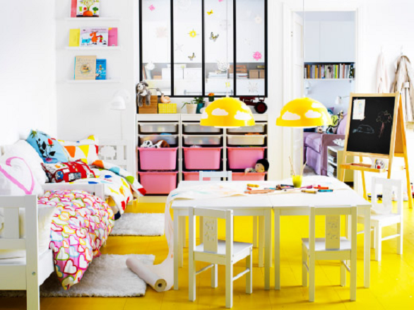catalogo 2013 delle camerette per bambini di ikea. Black Bedroom Furniture Sets. Home Design Ideas