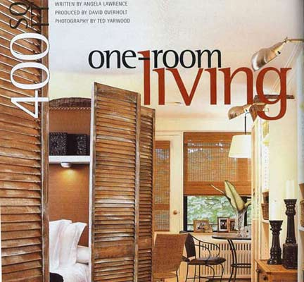one room living