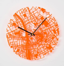 Orologi personalizzabili by Fluid Forms