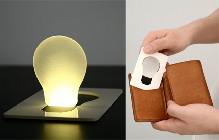 pocket light by Hyun Jin Yoon e Eun Hak Lee