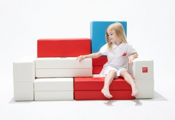 PS30 Puzzle Sofa by Designskin