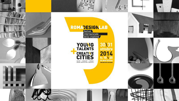 Roma Design Lab - Young Talents + Creative Cities