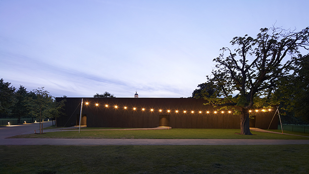 Serpentine Gallery Pavilion 2011 Designed by Peter Zumthor Photograph  Hufton & Crow