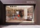 Il nuovo flagship store Sktisch a Londra