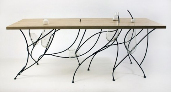 Sweep Table by Lucas Martin