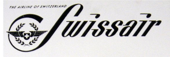 Swissair old logo