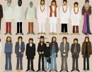 Ten great years, dieci anni di Beatles in un poster