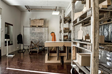Il concept store di Reykjavik The Armoury