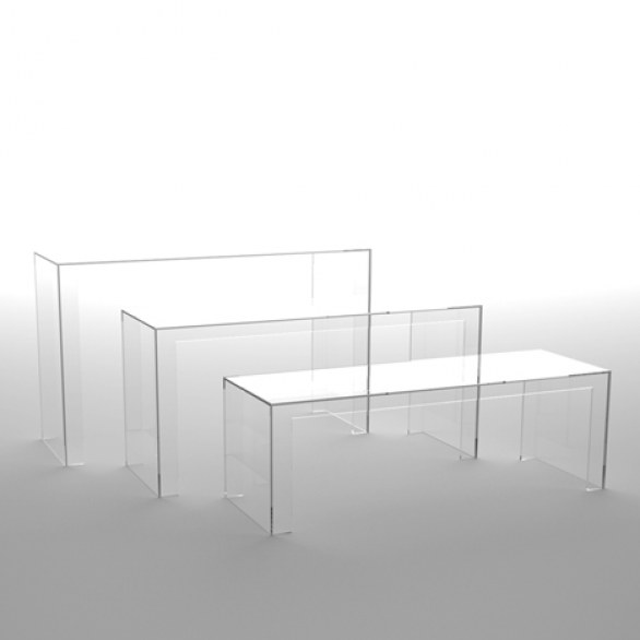 The Invisibles Light, il progetto di Tokujin Yoshioka  per Kartell
