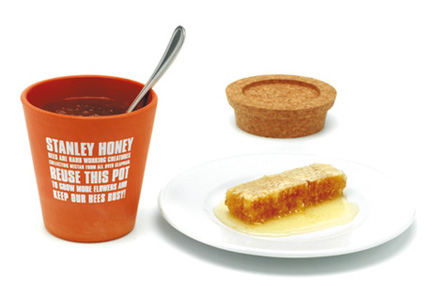 stanley honey by the partners