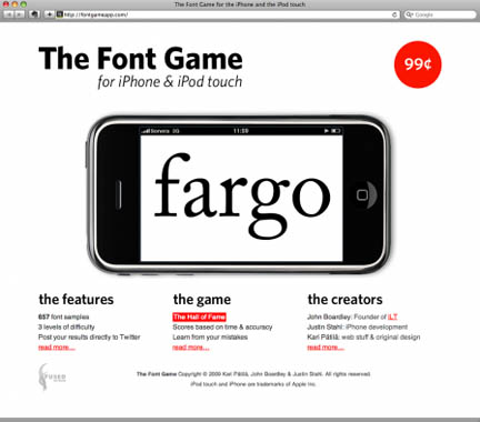 the-font-game