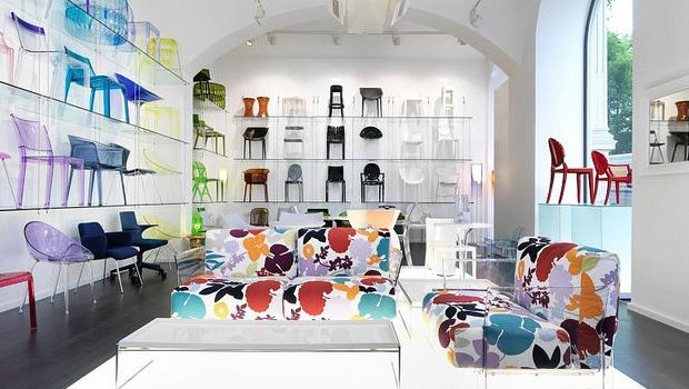 Beautiful Spaccio Kartell Binasco Gallery - harrop.us - harrop.us