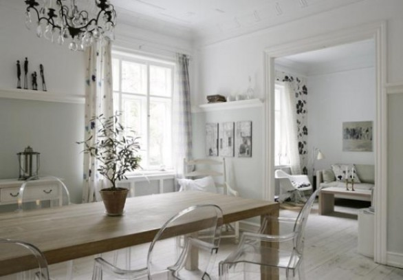 Una casa in stile nordico - Danish style house plans modern shaped tradition ...