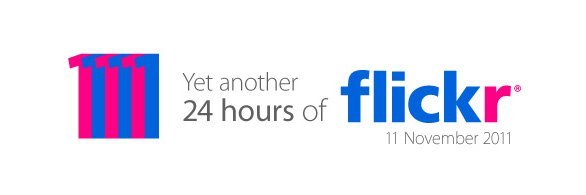 24 Hours of Flickr – 11/11/11