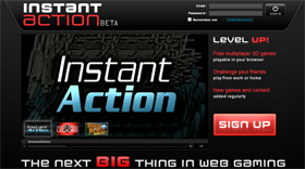Instant Action free online 3d games