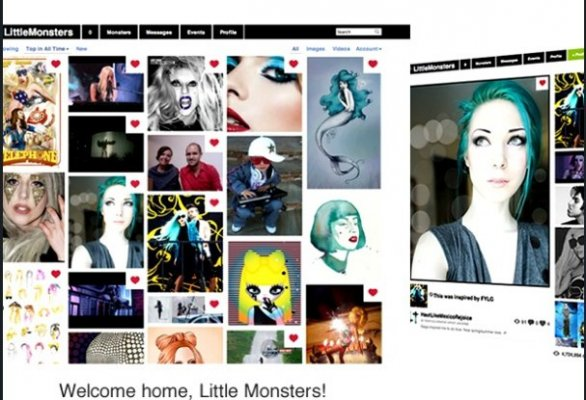 lady gaga little monsters