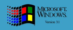 Windows 3.x è morto
