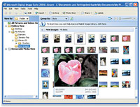 Microsoft Digital Image 2006: modifica e archivia le tue foto