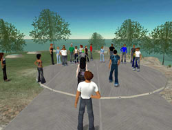 Avatar di Second Life