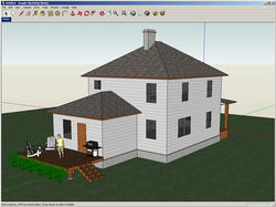 SketchUp free for google earth