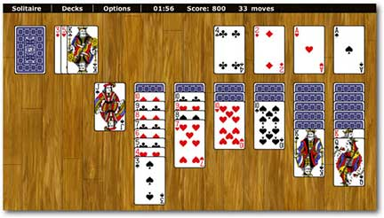 Wordl Of Solitaire