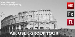 AIR user group tour