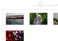 Come realizzare una gallery con Javascript con effetto ridimensionamento iPhoto-like