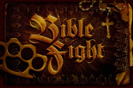 bible fight, sconti epici e dissacranti