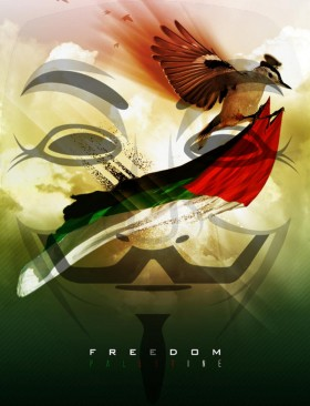 Anonymous attacca Israele con #OpIsrael