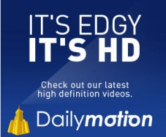 Dayly motion offre video in HD