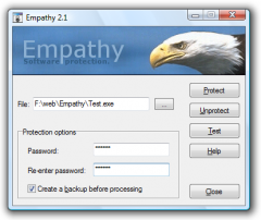 Empathy: password a un programma